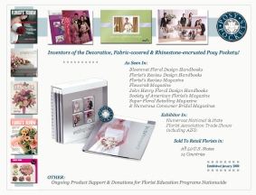 Posy Pockets Industry Support throughout the Years!
