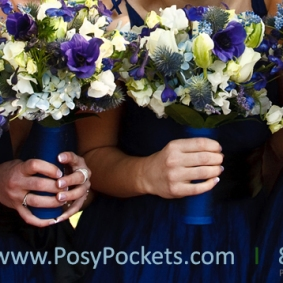 Matching Bouquet Holders
