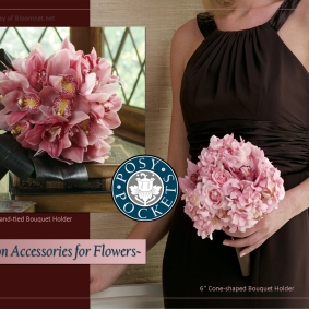 Fashion Accesories for Flowers